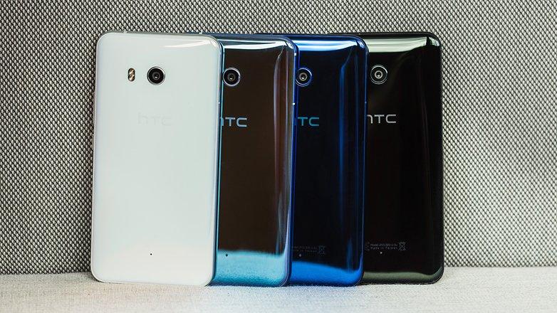 HTC U11 Bluetooth 5.0