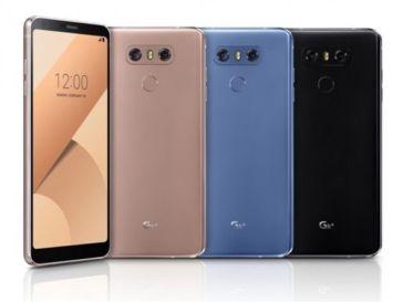 LG G6+ ufficiale