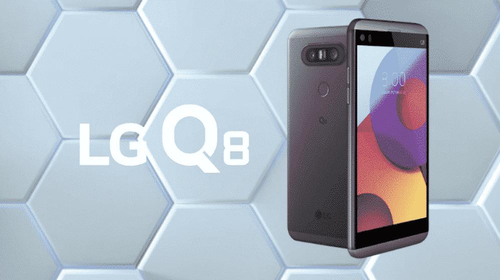 LG Q8 Amazon Italia