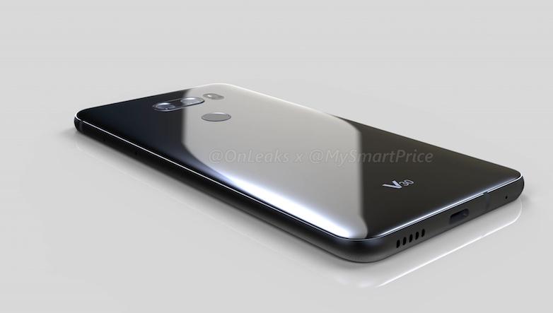 LG V30 OnLeaks