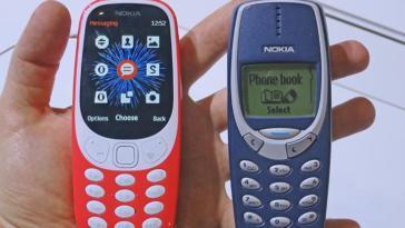 Nokia 3310 2017 JerryRigEverything