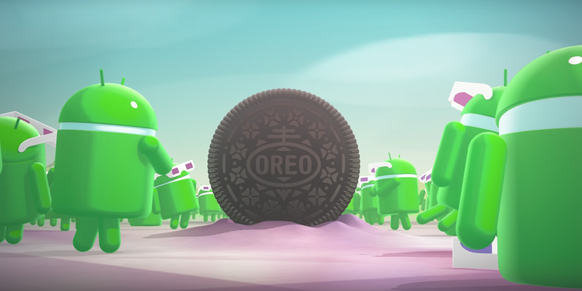 Android 8.0 Oreo ufficiale