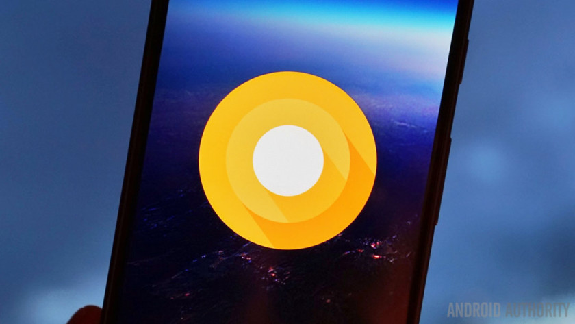 Android O nome finale