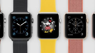 Apple Watch Series 3 ultime fasi sviluppo
