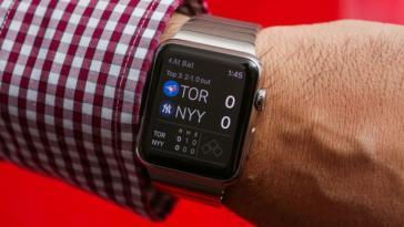 Apple Watch modem LTE