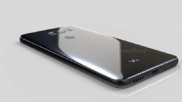 LG V30 caratteristiche