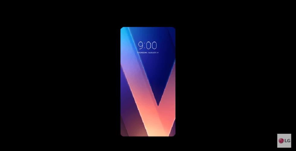 LG V30 render