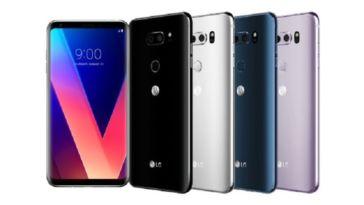 LG V30 ufficiale