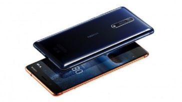 Nokia 8 Finlandia