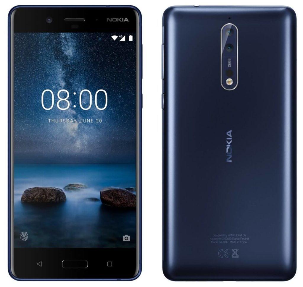 Nokia 8 GFXBench
