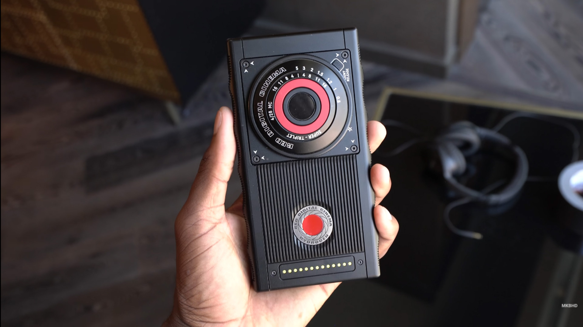 RED Hydrogen One prototipi