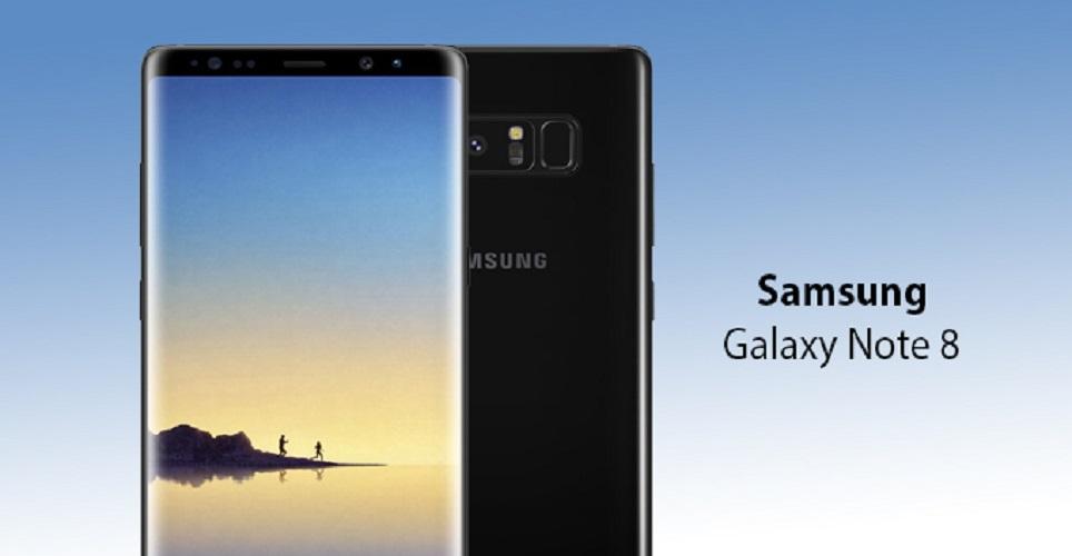 Galaxy Note 8, conto alla rovescia quasi finito