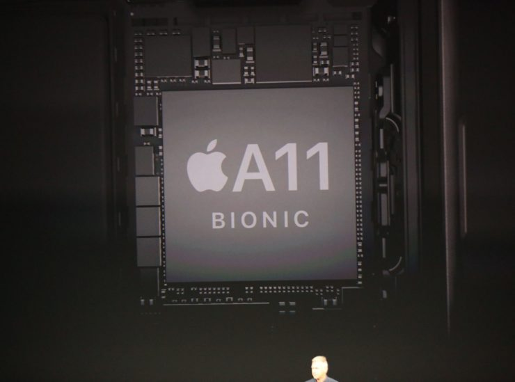 Apple A11 Bionic GPU proprietaria