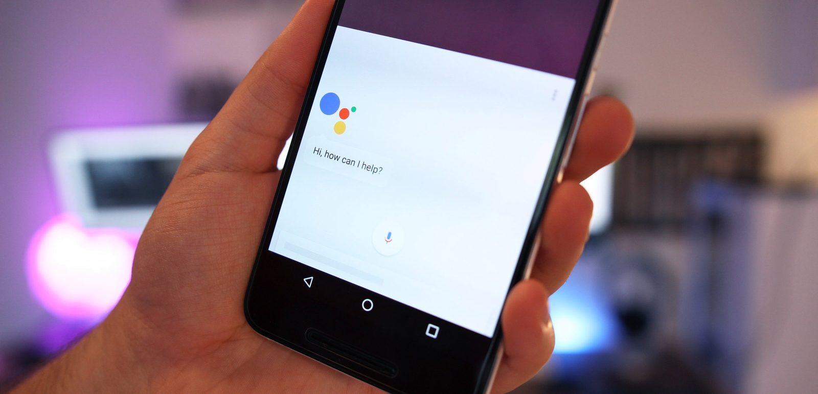Google Assistant Italia