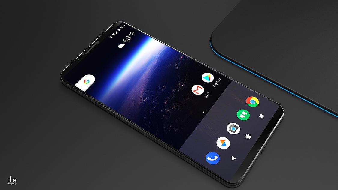 Google Pixel 2 presentazione