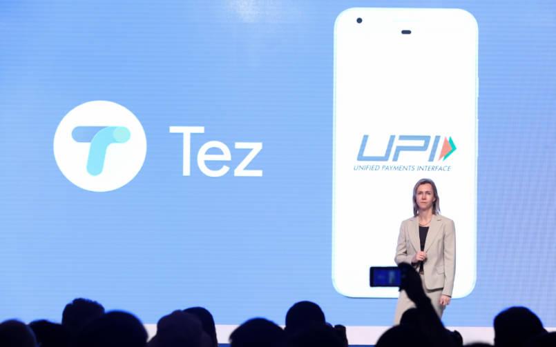 Google Tez India