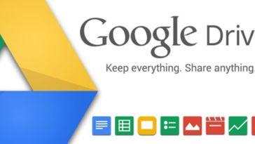 Google elimina backup
