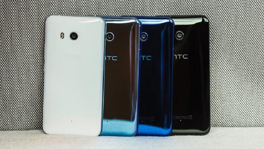 HTC U11 video FHD 60 FPS