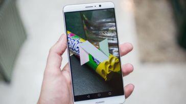 Huawei Mate 9 super valutazione