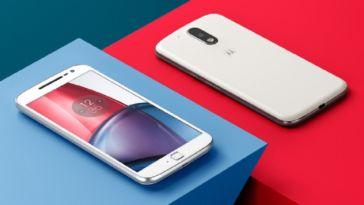Moto G4 Plus Android 8.0 Oreo