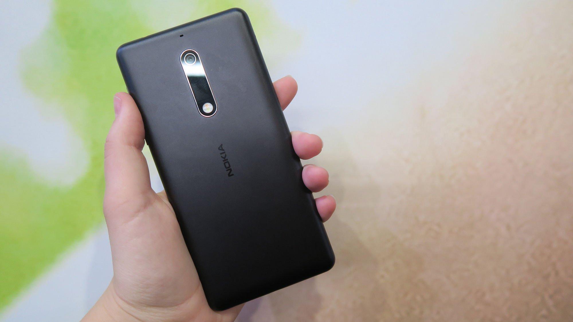 Nokia 5 Android 8.0 Oreo