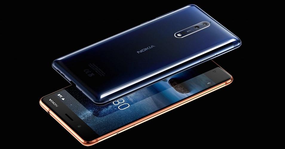 Nokia 8 GeekBench Android Oreo