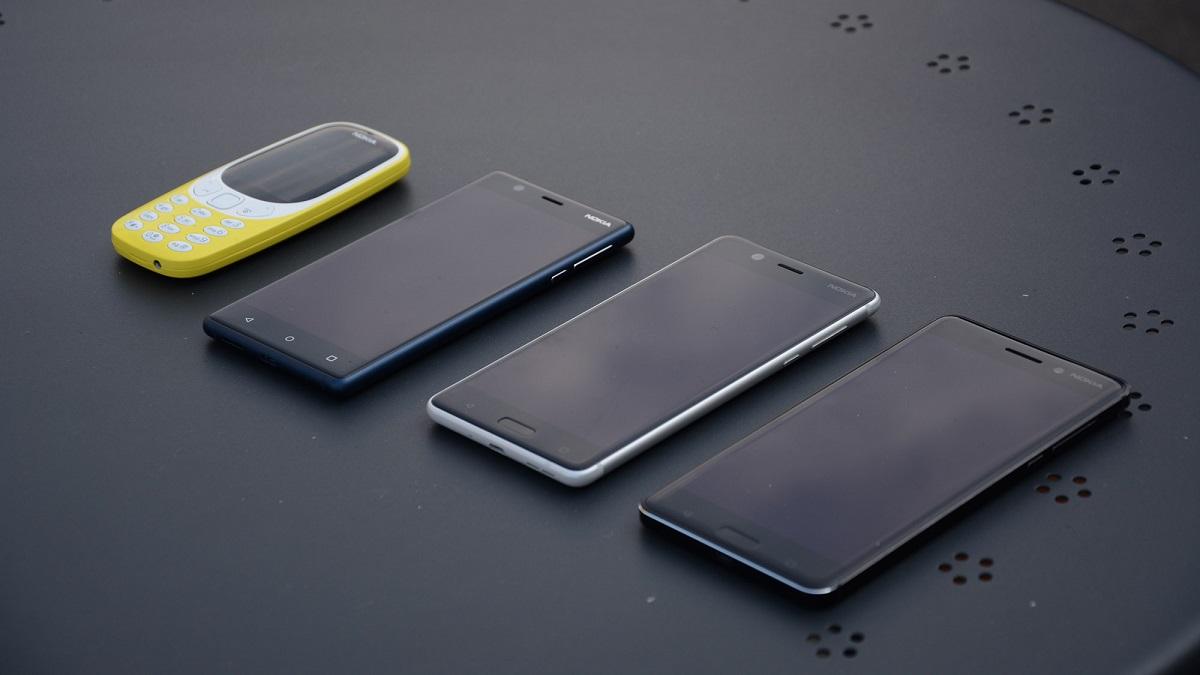 Nokia 8 spedizioni UK