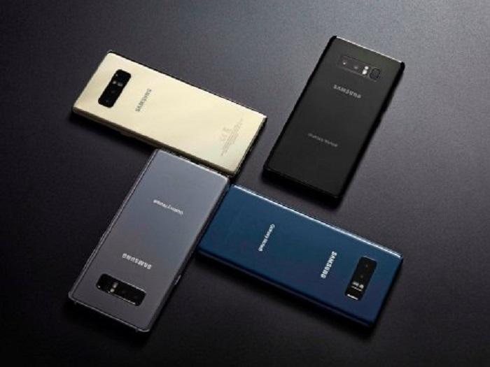 Samsung Galaxy Note 8 Italia