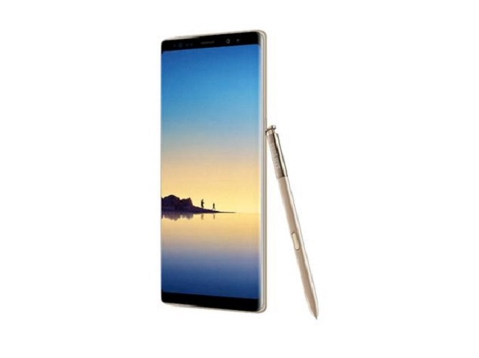 Samsung Galaxy Note 8 Italia