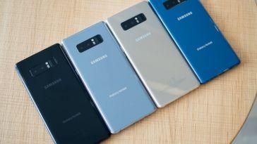 Samsung Galaxy Note 8 TIM, Vodafone e 3 Italia