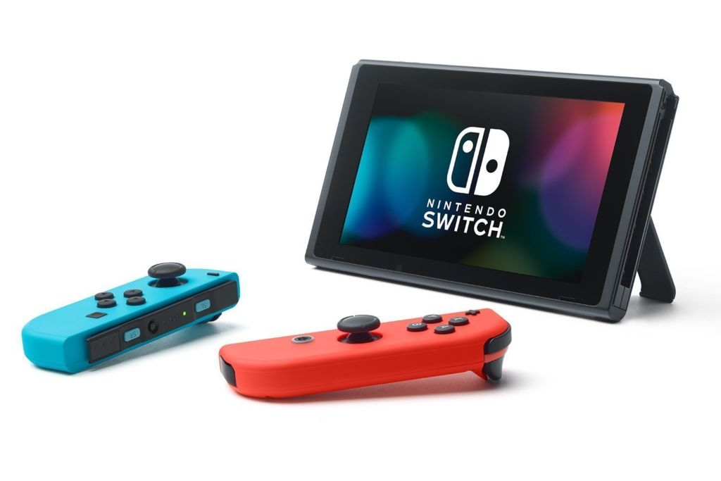 Consolle Switch Nintendo