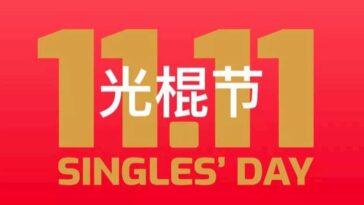 Il singles day in cina è la giornata dello shopping con sconti pazzi