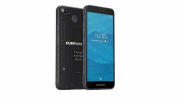 Fairphone 3, il telefono etico ed ecosostenibile